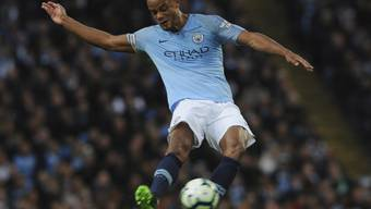 Vincent Kompany, hier noch für Manchester City im Einsatz