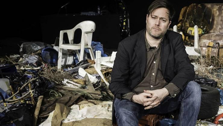 Der 41-jährige Schweizer Regisseur Milo Rau gilt als einer der einflussreichsten Künstler in Europa.