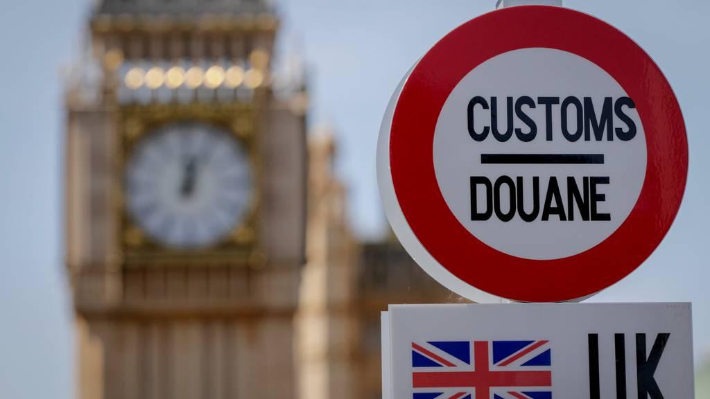 Nach Brexit: Parlament gibt grünes Licht für Abkommen mit Grossbritannien