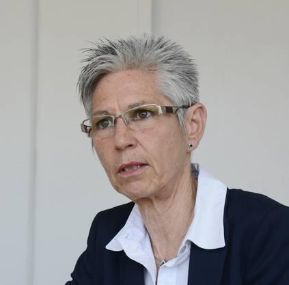 Sigrun Kuhn-Hopp Präsidentin Spitex-Verband Kanton Solothurn