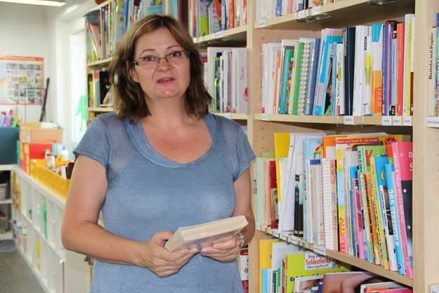 Eine grosse Auswahl an Kinderbüchern und Fachliteratur findet man in der Chäferstube