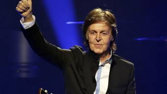 Paul McCartney fand Oasis immer top (Archiv)