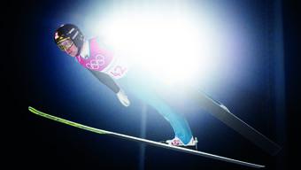Simon Ammann im Rampenlicht: Wächst der 36-jährige Toggenburger an den Olympischen Spielen in Pyeongchang über sich hinaus?