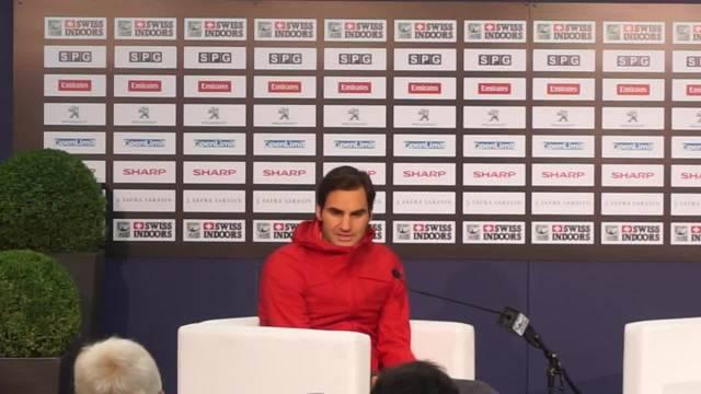 Roger Federer über sein Siegesrezept