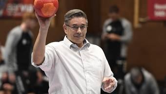 Badens Stadtammann Markus Schneider (CVP) hat zur Fusionssitzung geladen.