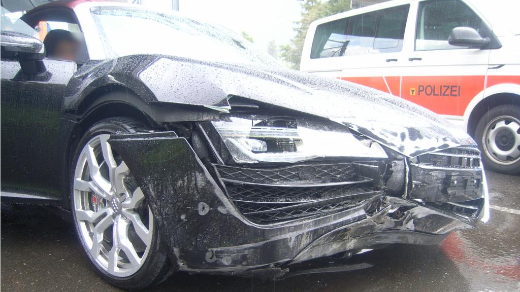 Zwei Unfälle fordern Schwerverletzte