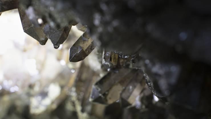 Auf der Suche nach Kristallen ist ein Schweizer im Furkagebiet tödlich verunglückt. (Symbolbild)