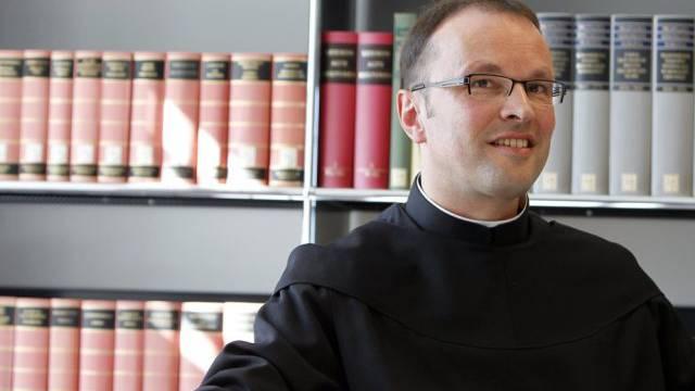 Der neue Abt des Klosters Einsiedeln, Urban Federer (Archivbild)