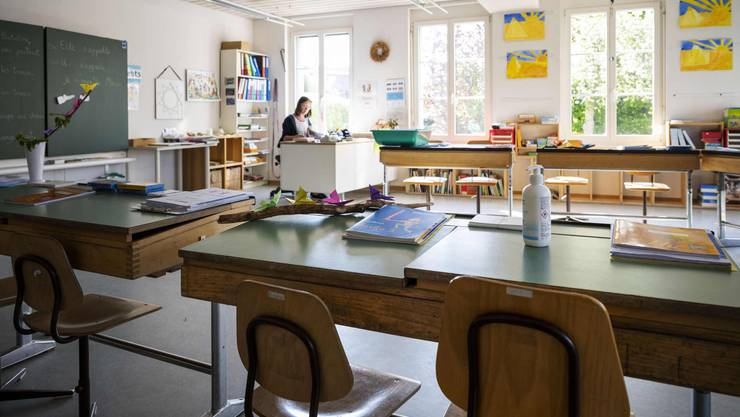 Bald sind die Klassenzimmer wieder gefüllt. Das beunruhigt viele Lehrer.