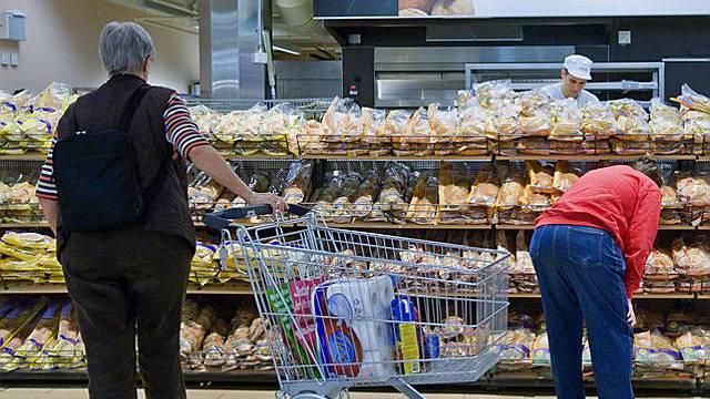 Schweizer Konsumenten liessen sich im November nicht lumpen