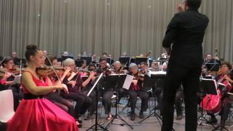 Jubiläumskonzert Orchesterverein Brugg