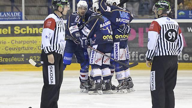 La Chaux-de-Fonds geht gegen Langenthal in der Serie 3:2 in Führung