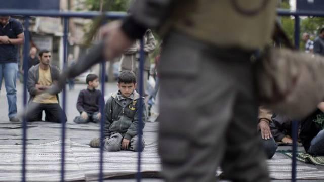 Der Uno-Experte kritisiert israelische Haftanstalten (Symbolbild)