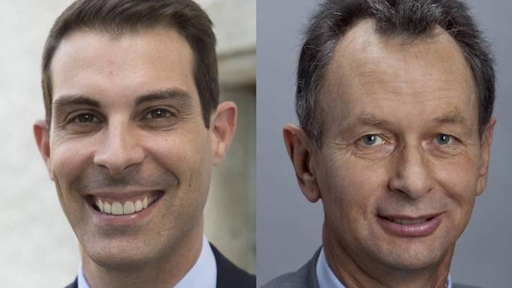 Thierry Burkart hoffte, dass Philipp Müller während der Legislatur als Nationalrat zurücktritt, um als eventuell als erster Ersatz nachrutschen zu können