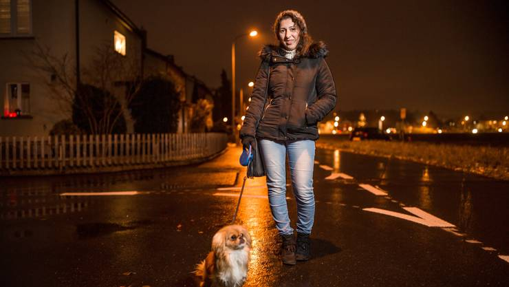 Funda Yilmaz freut sich auf ein Jahr ohne Journalisten. Mit mehr Zeit für ihren Verlobten und Hündchen Bobby.