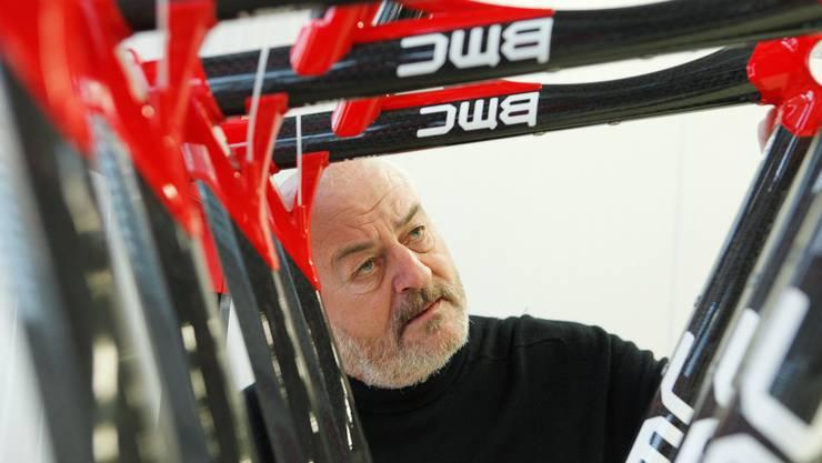 Andy Rihs trug den Radsport zeit seines Lebens im Herzen.