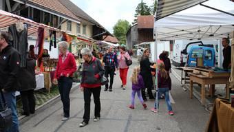 Dorffest Zeihen