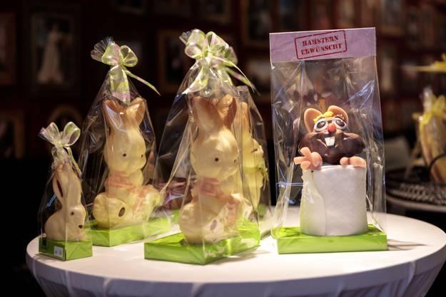 Die zweite Oster-Spezialität lässt schmunzeln.