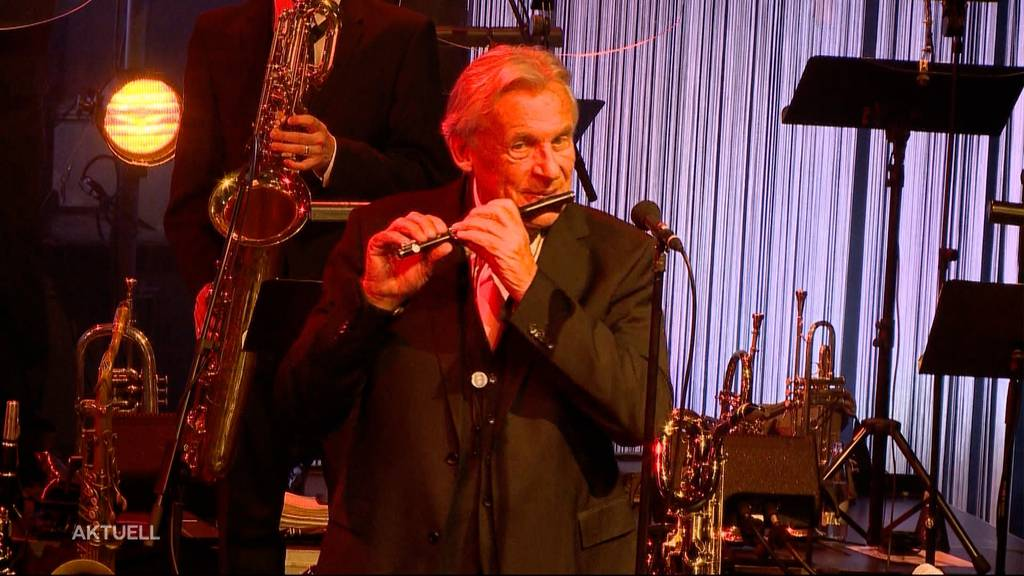 Pepe Lienhard feiert 75. Geburtstag