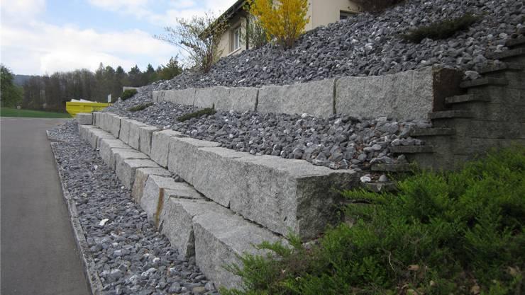 Gemeinden beginnen mit dem Verbieten von Schottergärten. (Archiv)