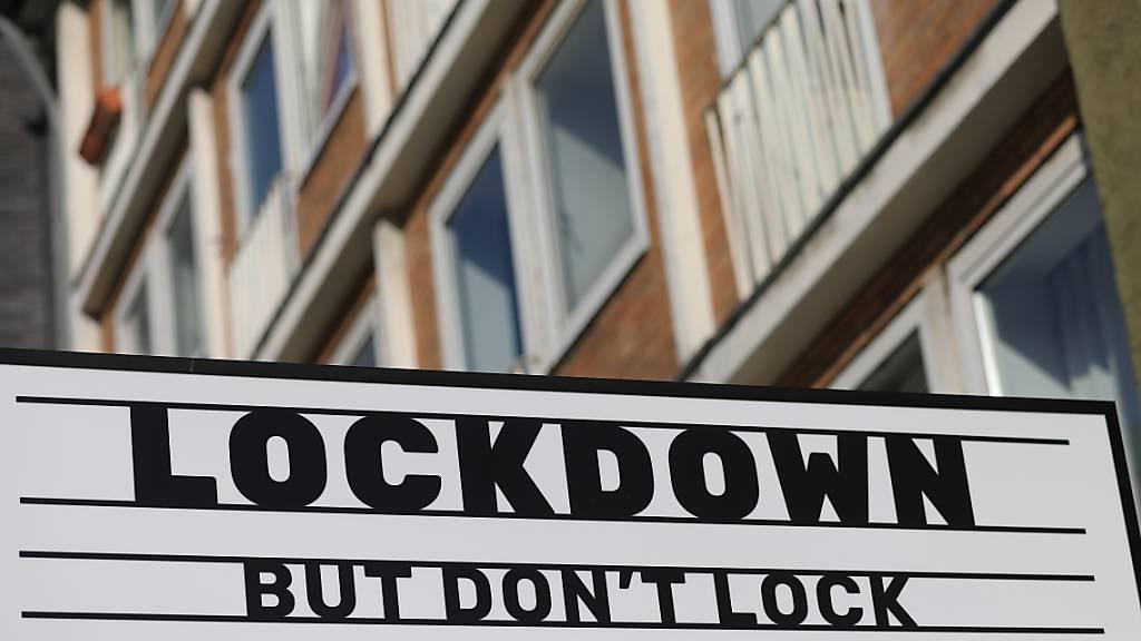 «Lockdown» zum Wort des Jahres gekührt