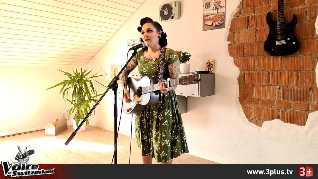 Aus der Traum vom Sieg für Mary Vogel bei «The Voice of Switzerland»