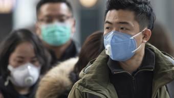 Mehrere Schweizer Firmen wie Nestlé oder EFG haben wegen des grassierenden Coronavirus Geschäftsreisen nach Asien eingestellt. (Archiv)