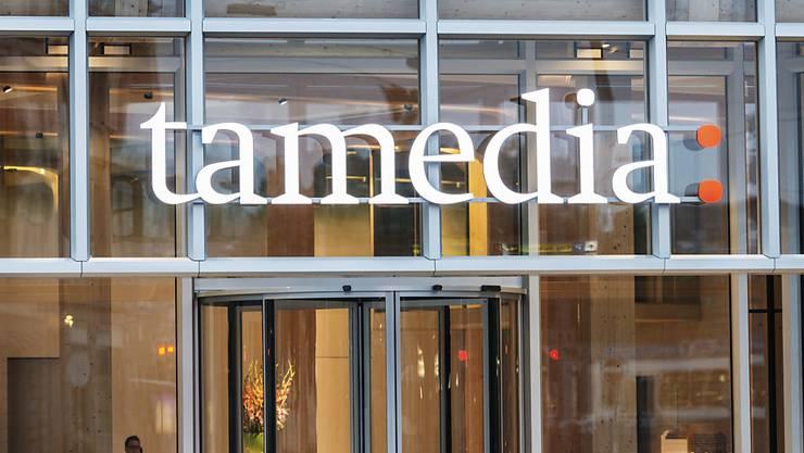 Die sinkenden Inserateeinnahmen drücken auf das Ergebnis des Medienkonzerns Tamedia.