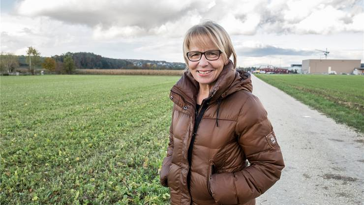 Marianne Hollinger rückte selber 2006 in den Landrat nach, jetzt wird sie in absehbarer Zeit ihren Platz vorzeitig räumen.