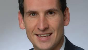 Michael Hüsler, designierter Finanzverwalter.