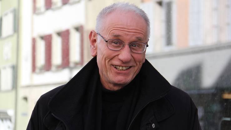 Richard Fischer will Stadtammann werden.