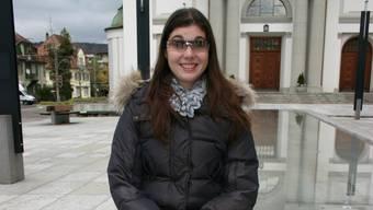 Bernarda Brunovic: «Ich hoffe, dass meine Stimme nicht versagt.» zim