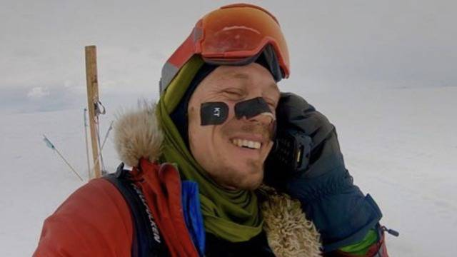 Erster Mensch durchquert alleine und ohne Hilfsmittel die Antarktis