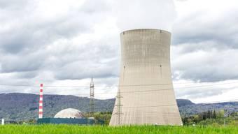 Seit 40 Jahren wird hier Strom produziert.