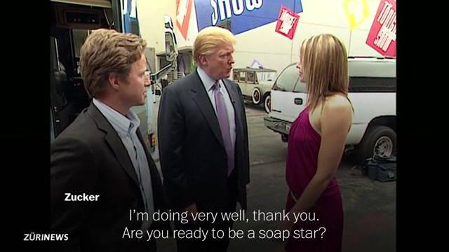 Trumps Griff tief unter die Gürtellinie