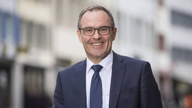 Thomas Kübler ist seit 2016 Leiter der Standortförderung Baselland.