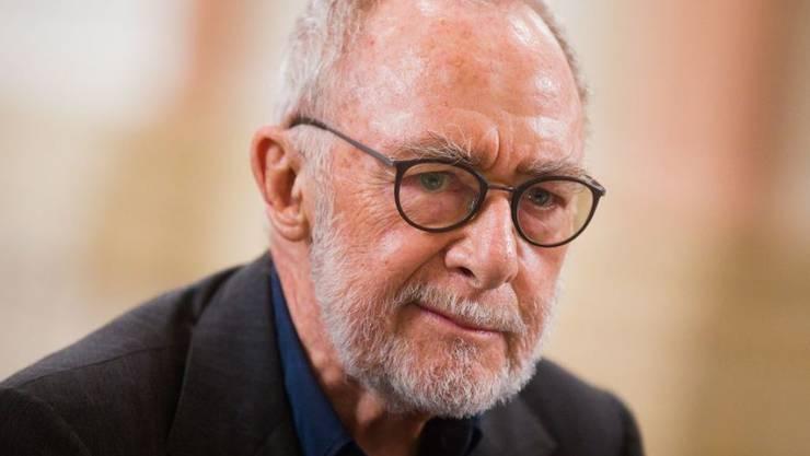 """Gerhard Richter findet den Film """"Werk ohne Autor"""" des deutschen Oscarpreisträgers Florian Henckel von Donnersmarck """"zu reisserisch"""". (Archiv)"""
