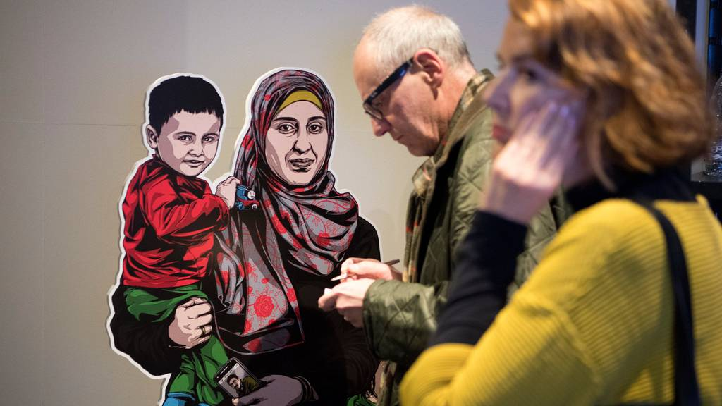 Ausstellung zum Thema Flucht ist neu online zugänglich