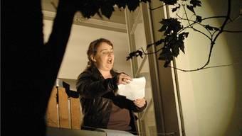 Lesung am Aarauer Kulturfest 2008 –die Kulturschaffenden wünschen sich eine Neuauflage.