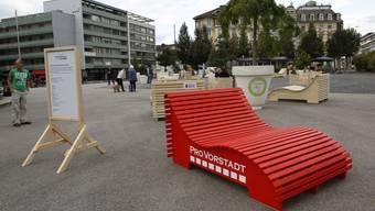 Dornacherplatz in Solothurn wird umgestaltet