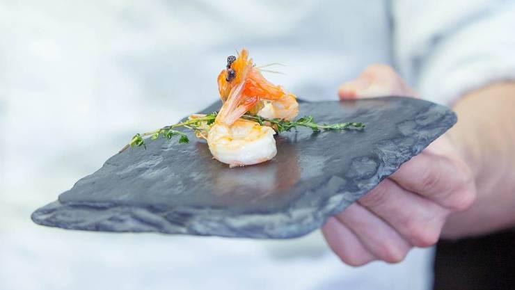 Ab 2018 könnten in Rheinfelden Shrimps gezüchtet werden.