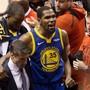 NBA-Superstar Kevin Durant verlässt die Golden State Warriors nach drei Saisons und schliesst sich den Brooklyn Nets an