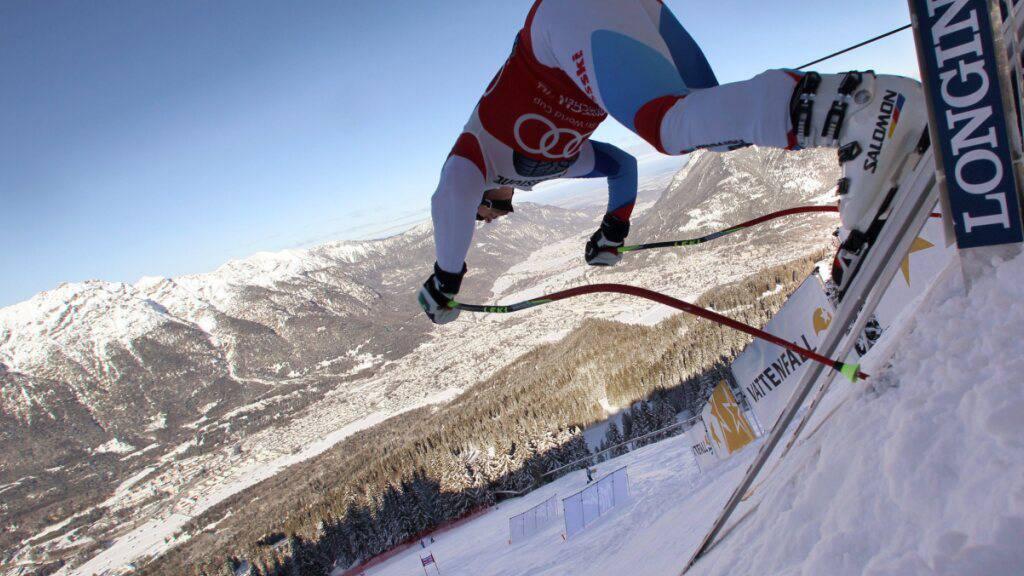 Olympiawinter verunmöglicht Männer-Abfahrt in Garmisch