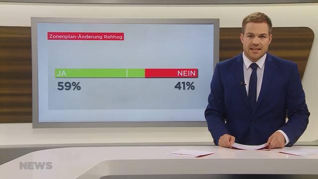 JA zu Zonenplanänderung Rehhag Bern-West
