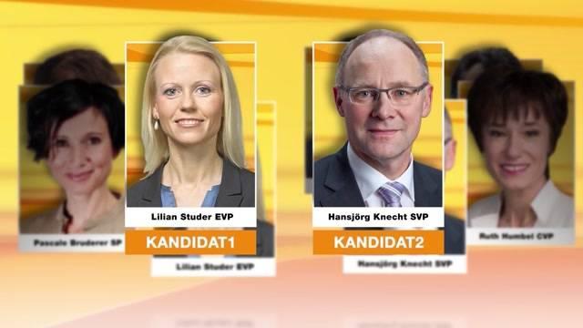 Lilian Studer gewinnt den 2. Wahltalk