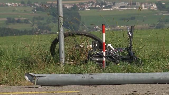 Brutaler Unfall zwischen Niederwil und Nesselbach