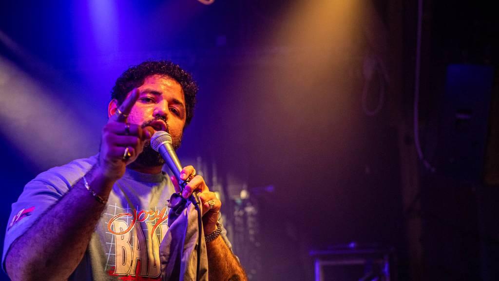 St.Galler Rapper gewinnt das BandXOst-Finale