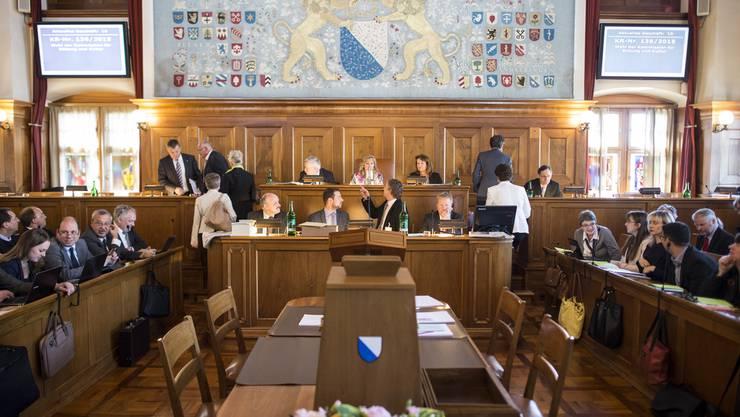 Marcel Suter tritt die Nachfolge des zurückgetretenen Martin Arnold an. (Bild: Kantonsrat Zürich)