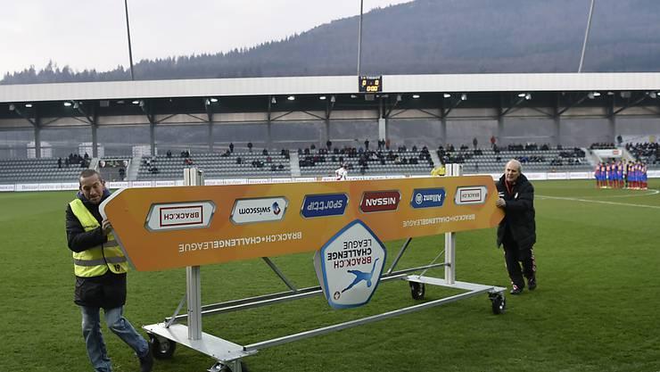 Nach dem 2:1-Heimsieg gegen Schlusslicht Schaffhausen sieht die sportliche Lage beim FC Biel nicht mehr gar so düster aus