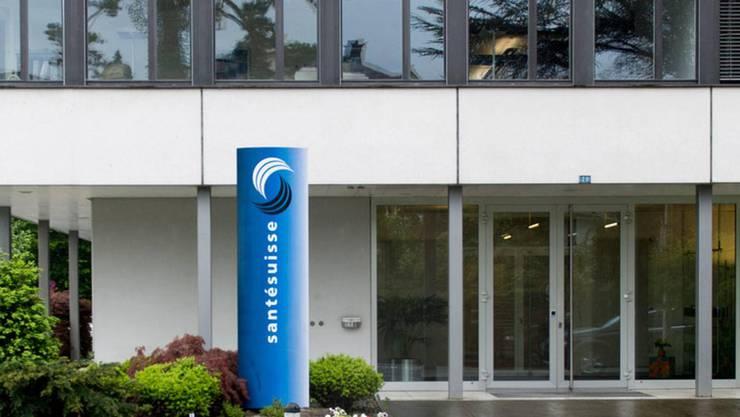 Santésuisse-Sitz in Solothurn.